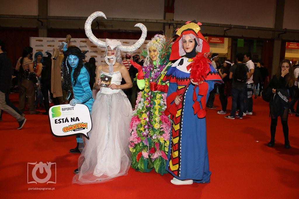 2º Dia - Comic Con Portugal