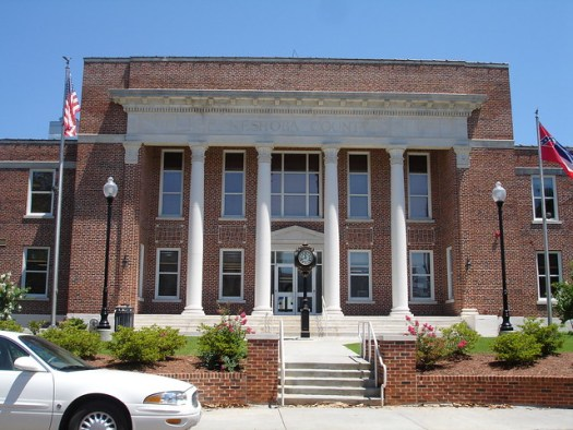 Neshoba County Courthouse, Philadelphia MS