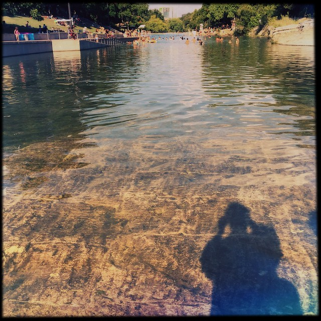 The Shadow Investigates Barton Springs