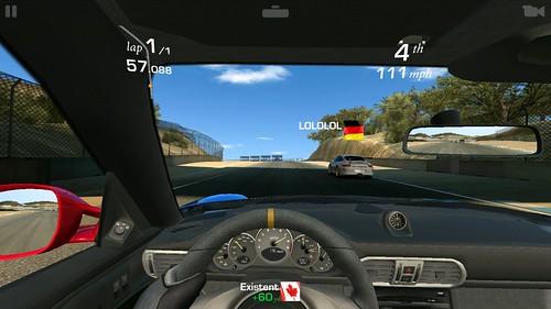 เกม Real Racing 3 บน ZTE Blade S7