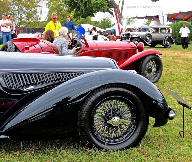 Radnor Hunt Alfa Romeo 8cs