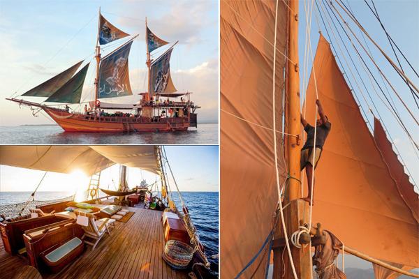 Al Isra Pirate Boat - gambar 2