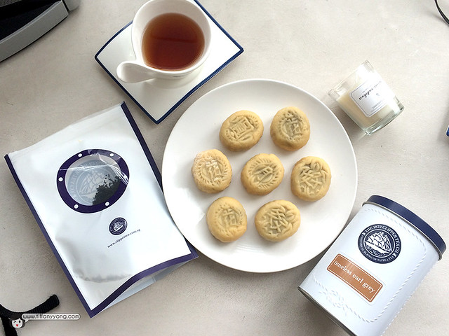 1872 Clipper Tea Mooncake