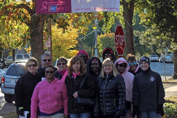 Breast Cancer Walk | Oct. 17, 2015