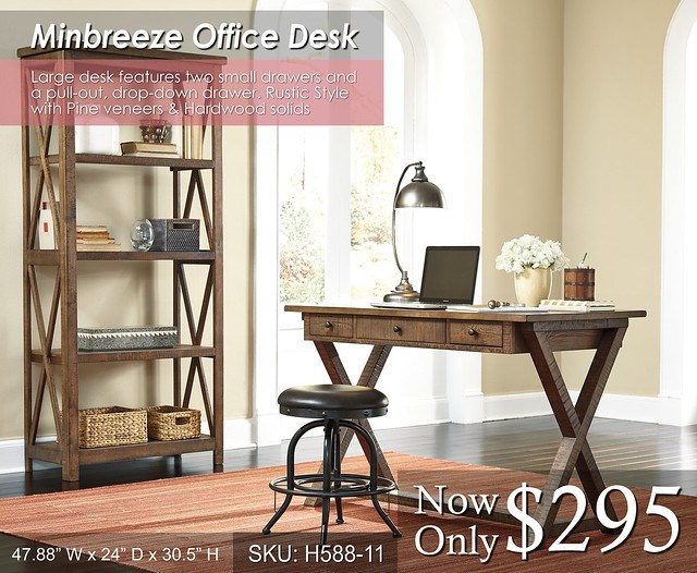 Minbreeze Office Desk