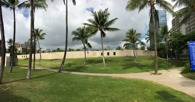 Picture from Fort DeRussy