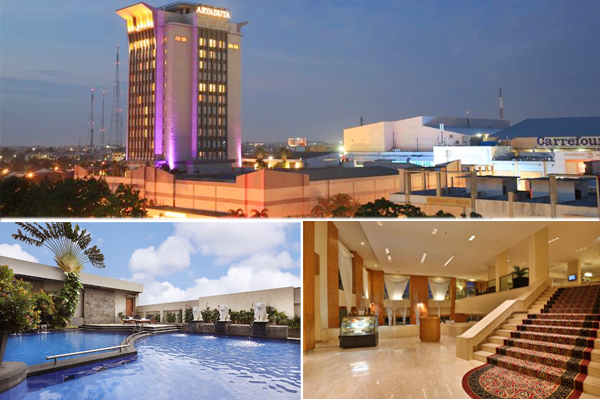 Aryaduta hotel 1