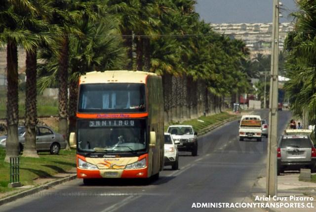 Pullman Bus - Coquimbo - Modasa Zeus / Volvo (GZKC12) (3190)