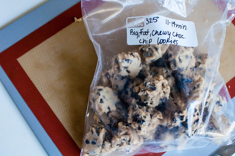 How to Freeze Cookie Dough 6