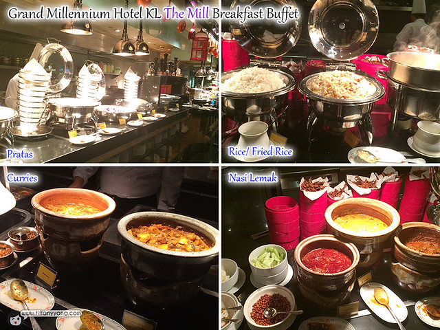 Grand Millennium KL The Mill Breakfast Buffet 1