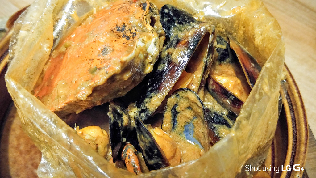 Krazy Garlic Seafood