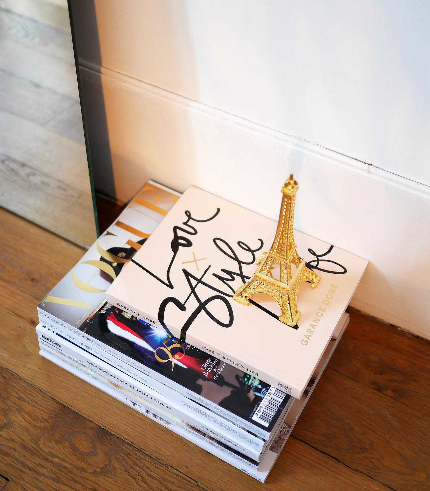 My Parisian home