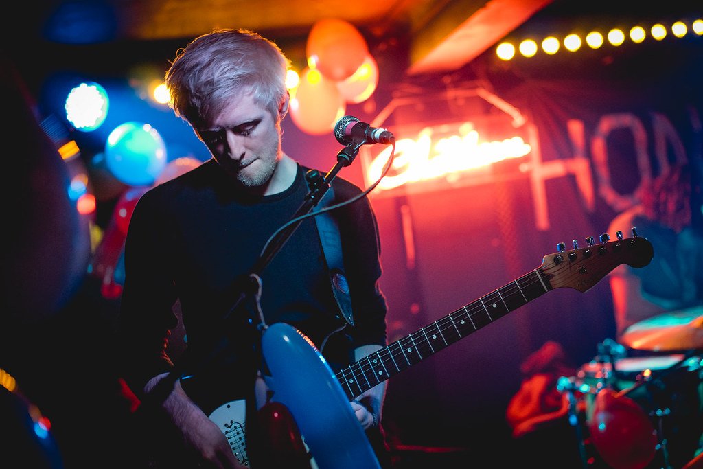 Childcare supporting Black Honey at the Sebright Arms