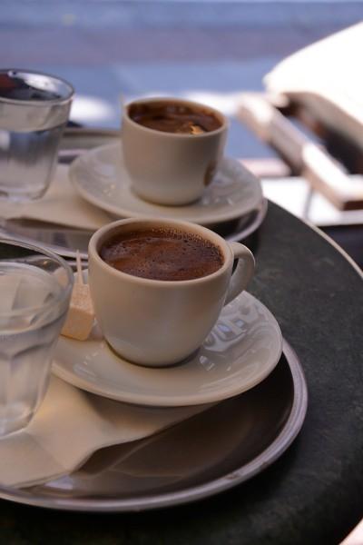 トルココーヒーの老舗ファズルベイ・トゥルクカフヴェシ