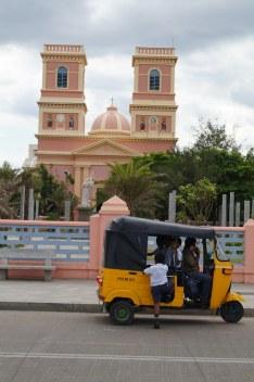 Indien India Pondicherry Puducherry Blog