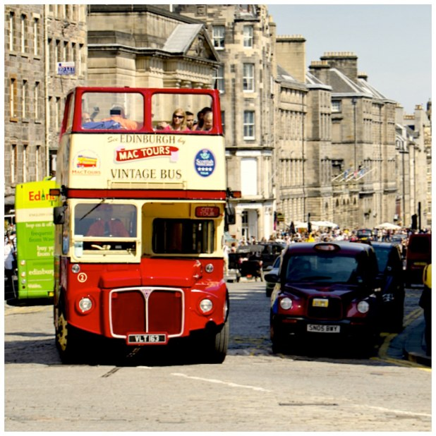 Transporte Edimburgo