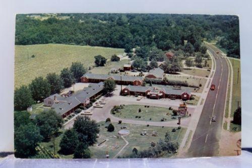 Summerton Motel Aerial front