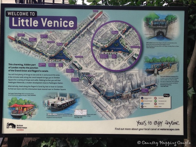 Little Venice, Canal Walk