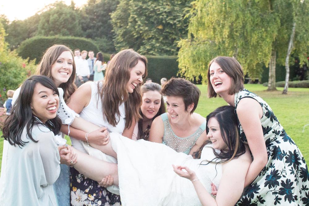 14 Friends Chrissy & Dan Wedding