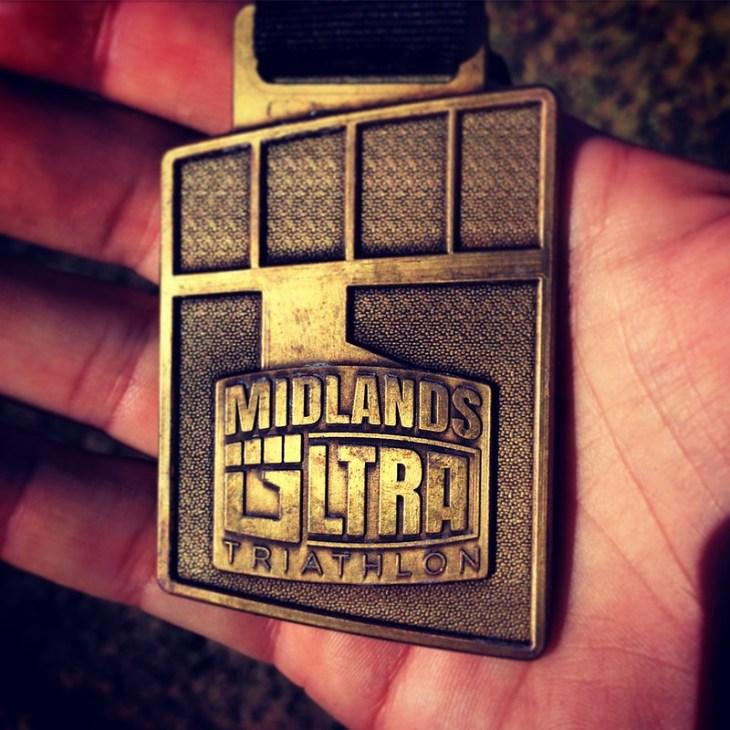 My nice medal