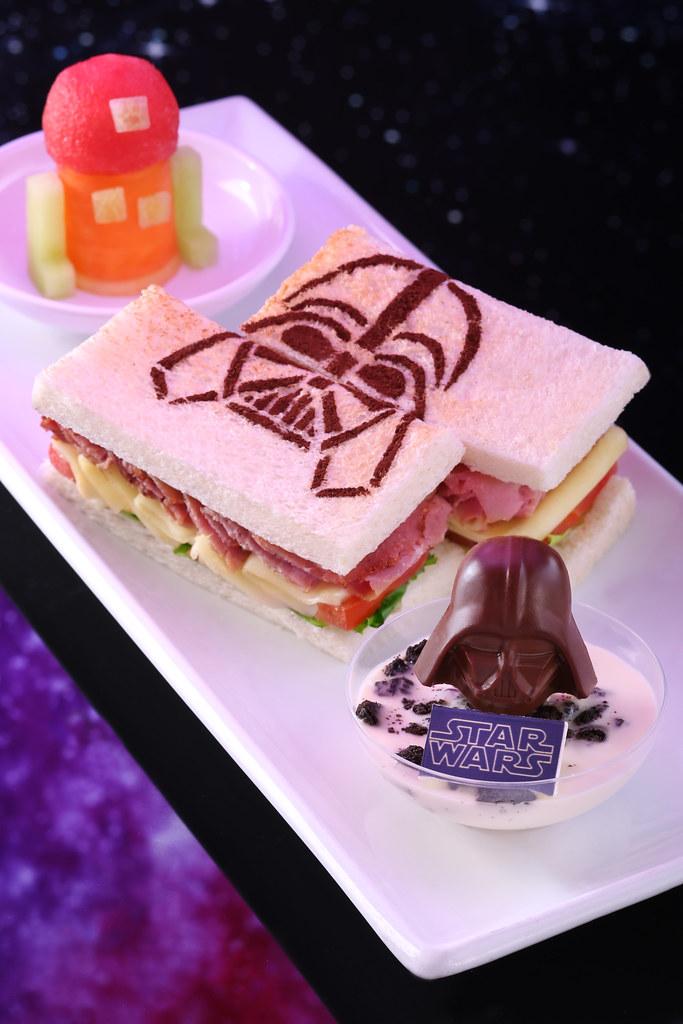 Star Wars Sandwich Combo