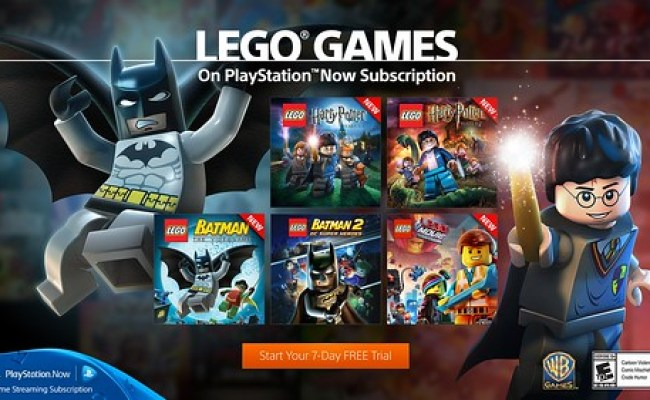 Ps Now 12 Month Subscription For 99 99 9 New Games From