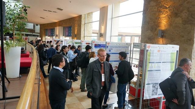 Sesión de póster Congreso Biorrefinerías 2015