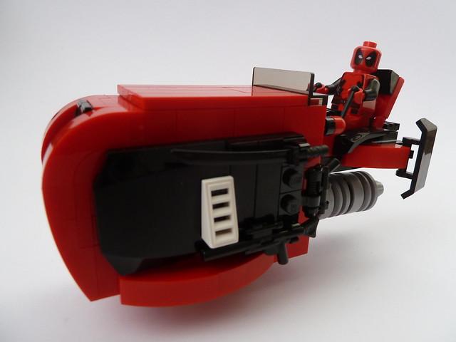 Deadpool Speeder