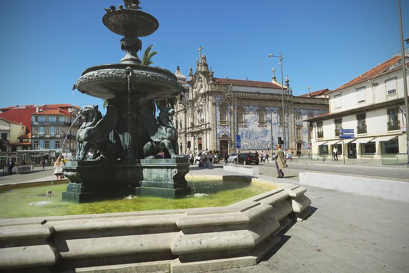 Fountains | Porto