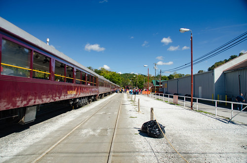 Great Smoky Mountains Railroad-9
