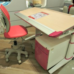 Study Table And Chair For Kids Chicco High Attached Shopping Ergonomic Desk At Ergoworks