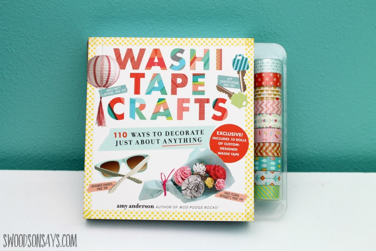 Washi Tape Crafts Book