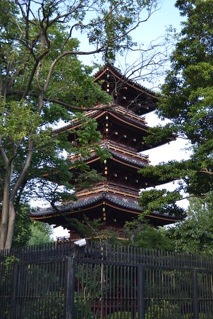 Ueno Park Tokio