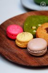 Sydney Food Blog Review of Cafe Cre Asion, Surry Hills: Macaron