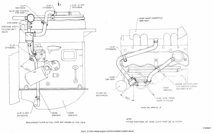 Crankcase breather oil catch can