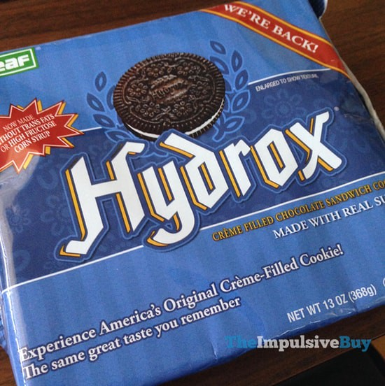 Leaf Hydrox Cookies