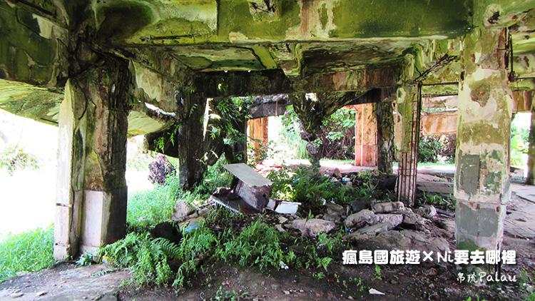 57帛琉日軍通信中心