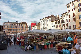 Markets at Campo de' Fiori