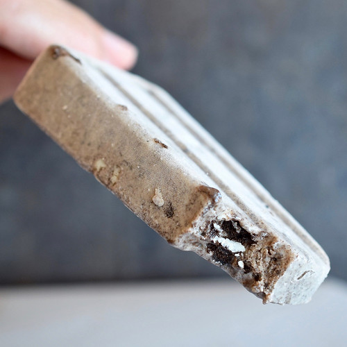cookies and cream ice cream bars