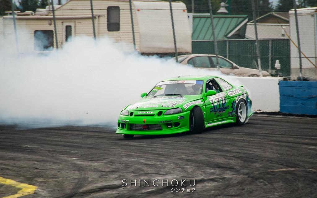 Evergreen Drift - ProAm Round 4