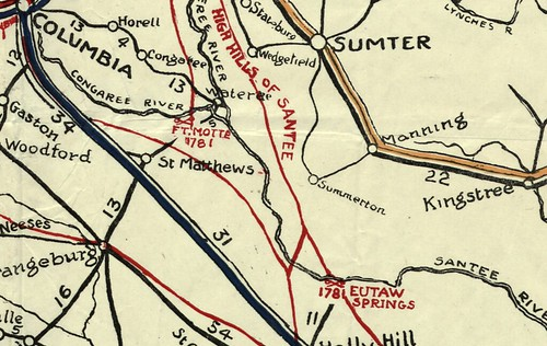 SC 1917 Map