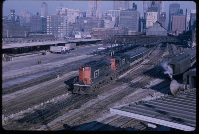 GTW 4909 Dearborn Station, Chicago