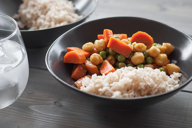 An easy curry recipe for beginners