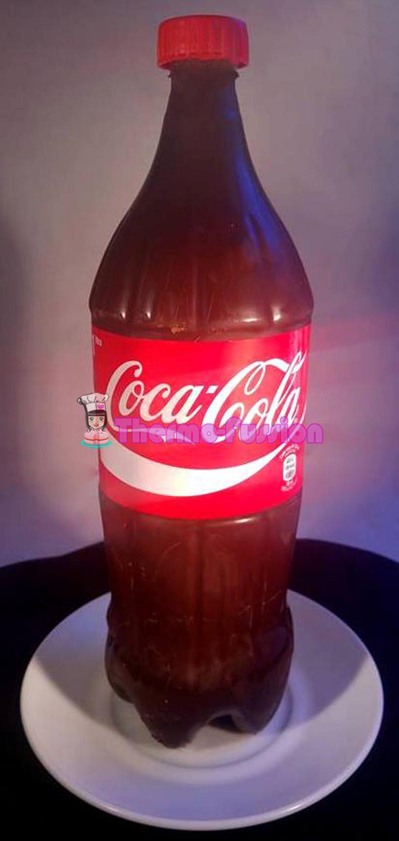 """kitchen aid renovation tarta botella de """"coca cola"""" paso a thermomix ..."""