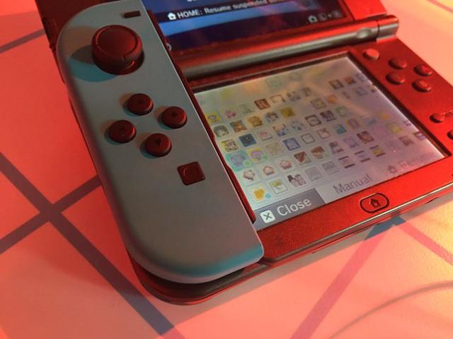 Nintendo Switch サイズ比較
