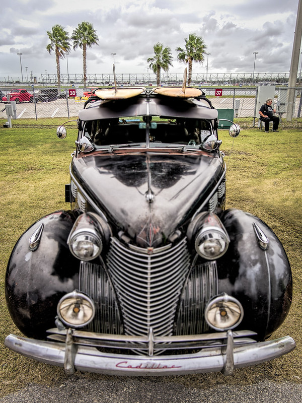 Surfin' Cadillac
