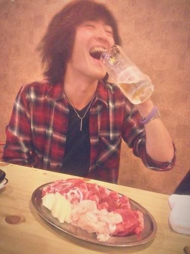 食べられるってつくづく幸せなことですね @焼肉居酒屋力