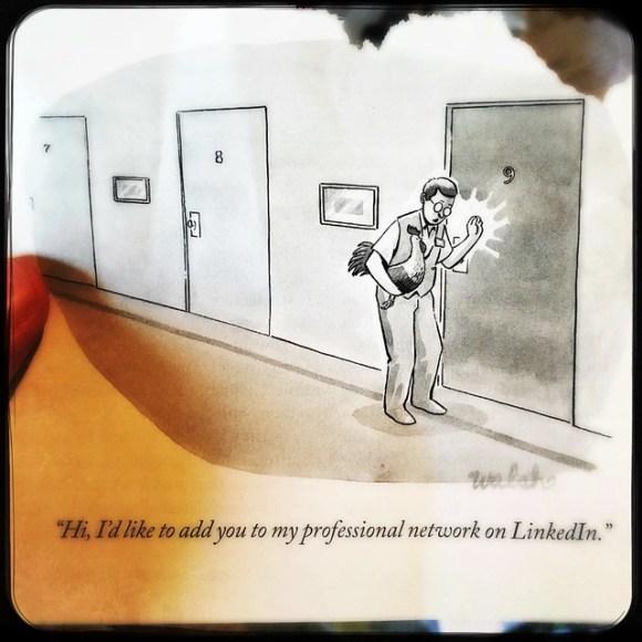 Hi, I'd like to add you to my professional network on LinkedIn