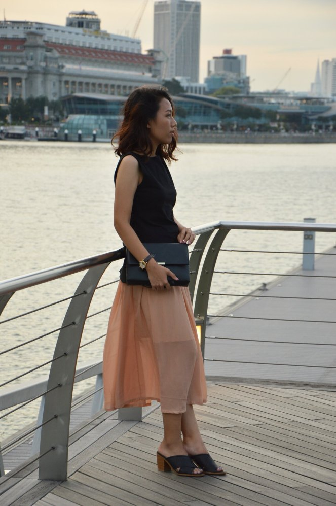 Minimal outfit, singapore fashion blog, personal style blog