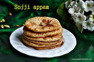sojji- appam